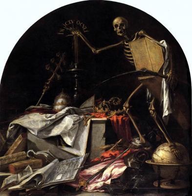 REFLEXIONES SOBRE LA MUERTE  EN OCCIDENTE AYER Y HOY