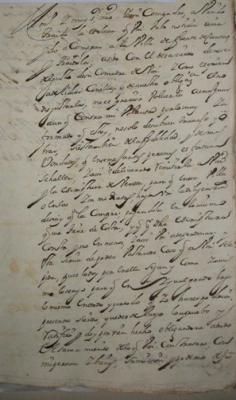SEÑORES Y ESCLAVOS: UN CURIOSO CASO EN LA SOLANA DE 1710
