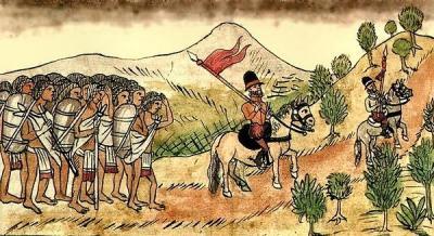 CABALLOS Y LA CABALLERÍA  EN LA CONQUISTA DE AMÉRICA