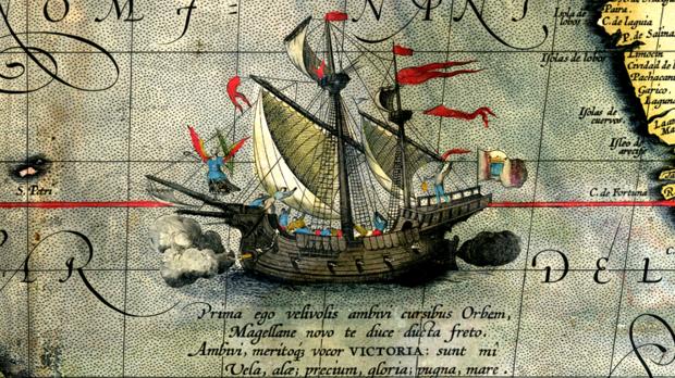 V CENTENARIO DE LA GESTA DE LA  PRIMERA VUELTA AL MUNDO (1519-1522)